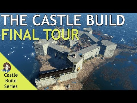 Fallout 4: The Castle | Minutemen Settlement | Final Tour thumbnail