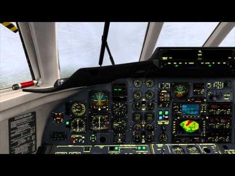 I-6: LAX to SNA full ILS 19R approach, JRollon JS32 (PilotEdge)