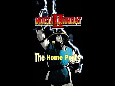 Mortal Kombat II: The Home Ports