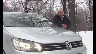 2011 Volkswagen Touran / Тест-драйв