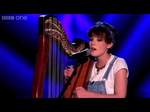 We're all illuminated- Ricky Wilson and Anna Mcluckie