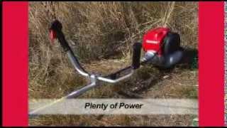 Honda 4 Stroke Brushcutter UMK435 Bike