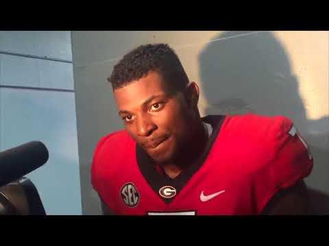 Georgia LB Lorenzo Carter talks 31-3 pounding over Mississippi State