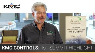 KMC Controls: IoT Summit Highlight 2019