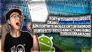 Fortnite Android First Update Download Fortnite Mobile APK at Bocorkan