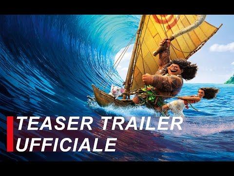 Oceania   Teaser Trailer Ufficiale #1   Italiano