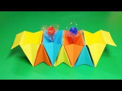 Childrens Origami Storage Box Wonderfully Made