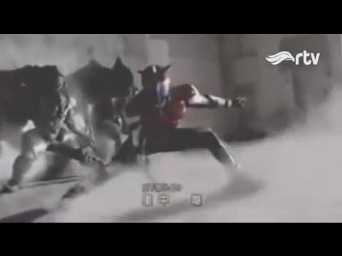 Kamen Rider Kabuto Opening RTV - Kembali Bertahan