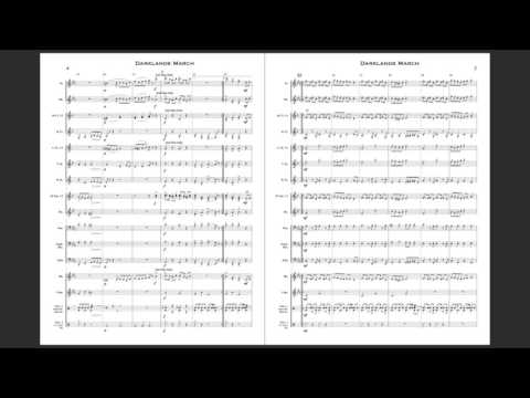 Darklands March - Randall D. Standridge - Grade 2, Grand Mesa Music