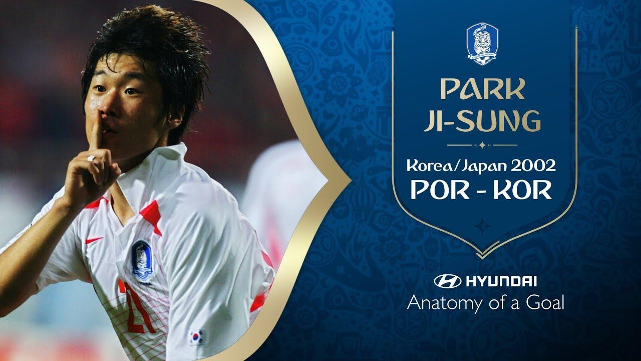HYUNDAI Anatomy of a Goal - PARK JI-SUNG (KOR) 2002 - YouTube
