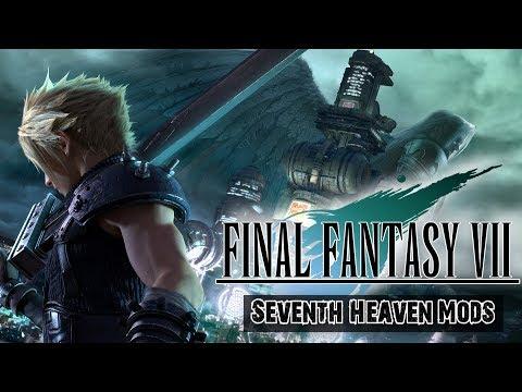 """Ex-Soldado Cloud Strife"" - FINAL FANTASY VII - Seventh Heaven Mods #1 [PC]"