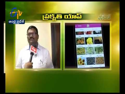 App for Organic/Natural Farmers  ప్రకృతి సేద్య రైతులకోసం రైతు నేస్తం యాప్