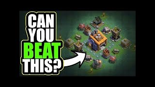 BUILDER HALL 8 TROLL BASE DEFENSE | Clash Of Clans