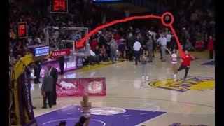 Quand les fans font des exploits (Basket) #1