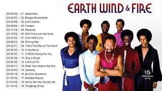 Earth Wind & Fire Greatest Hits - Best Songs Of Earth Wind & Fire - Earth Wind & Fire Collection