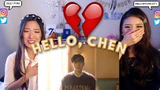 Download lagu CHEN 첸 '안녕 (Hello)' MV SISTERS REACTION