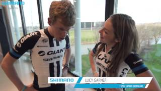 Team Giant-Shimano presentation: Lawson Craddock shows you around...