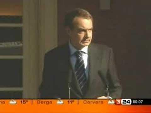 Zapatero, José Luís Rodríguez