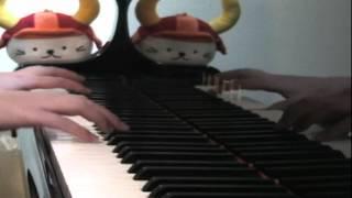 彼こそが海賊(ピアノ)~映画「パイレーツ・オブ・カリビアン」より~