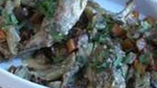 How To Make Rabbit Fricassee