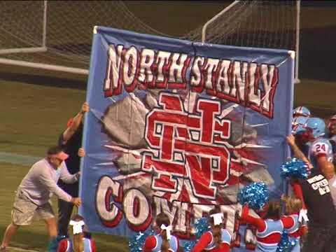 North Stanly vs Albemarle High School 10-13-17