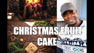 Black Cake CHRISTMAS FRUIT CAKE | Get Ready For Soaking your Fruits