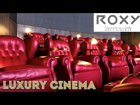 The Most Luxurious Cinema In Dubai