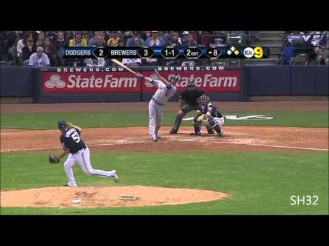 Andre Ethier - Los Angeles Dodgers Highlights HD