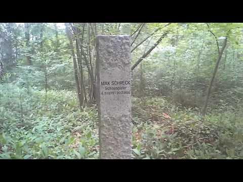 Nosferatu Actor Max Schreck's Grave
