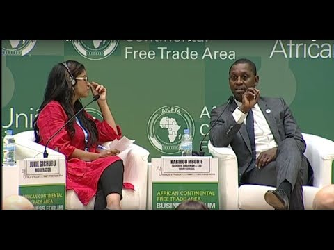 Plenary III: Technology, Innovation and Intra-Africa Trade