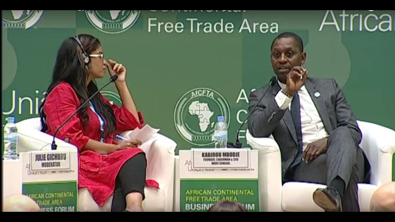 Plenary III: Technology, Innovation and Intra-Africa Trade  | Kigali, 20 March 2018