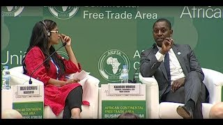 Plenary III: Technology, Innovation and Intra-Africa Trade  | Kigali, 20 March 2018 thumbnail