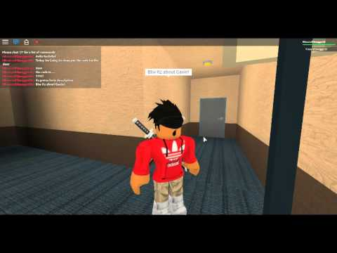 the normal elevator roblox code