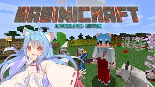 [LIVE] 【Minecraft】バビニクラフト #4