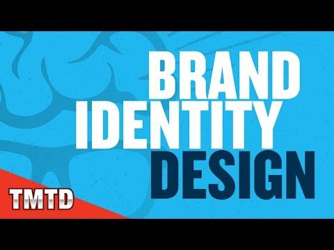 Illustrator Tutorials: Brand Identity Design