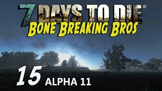7 Days to Die BBB #15 - Ruhe nach dem Sturm [Alpha 11] [Gameplay German Deutsch] [Let