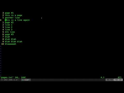 07 AWK Split A File By String Shell Tutorial