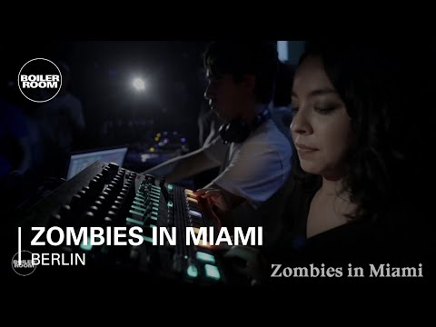 Electronic: Zombies in Miami Boiler Room Berlin Live Set