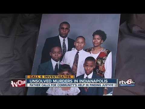 Call 6: Father calls for attention to unsolved murders in Indianapolis