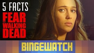 5 things to know about fear the walking dead feat alycia debnam carey and colman domingo
