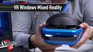 Acer Mixed Reality im First Look: Macht Windows VR wieder sexy?
