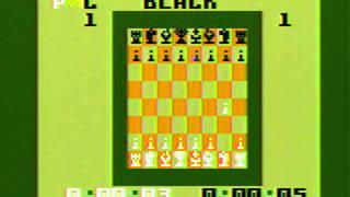 USCF Chess - Intellivision