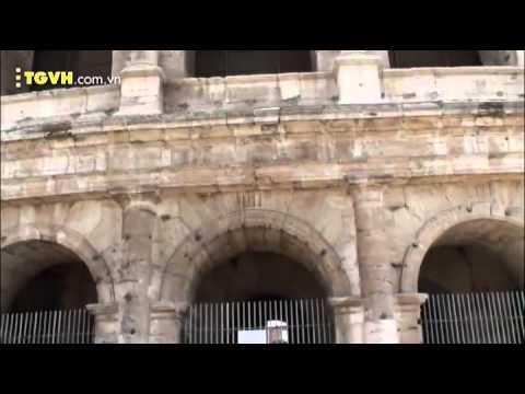 Đấu trường Colosseum – kỳ quan kiến trúc La Mã   Thế Giới Văn Hóa Online