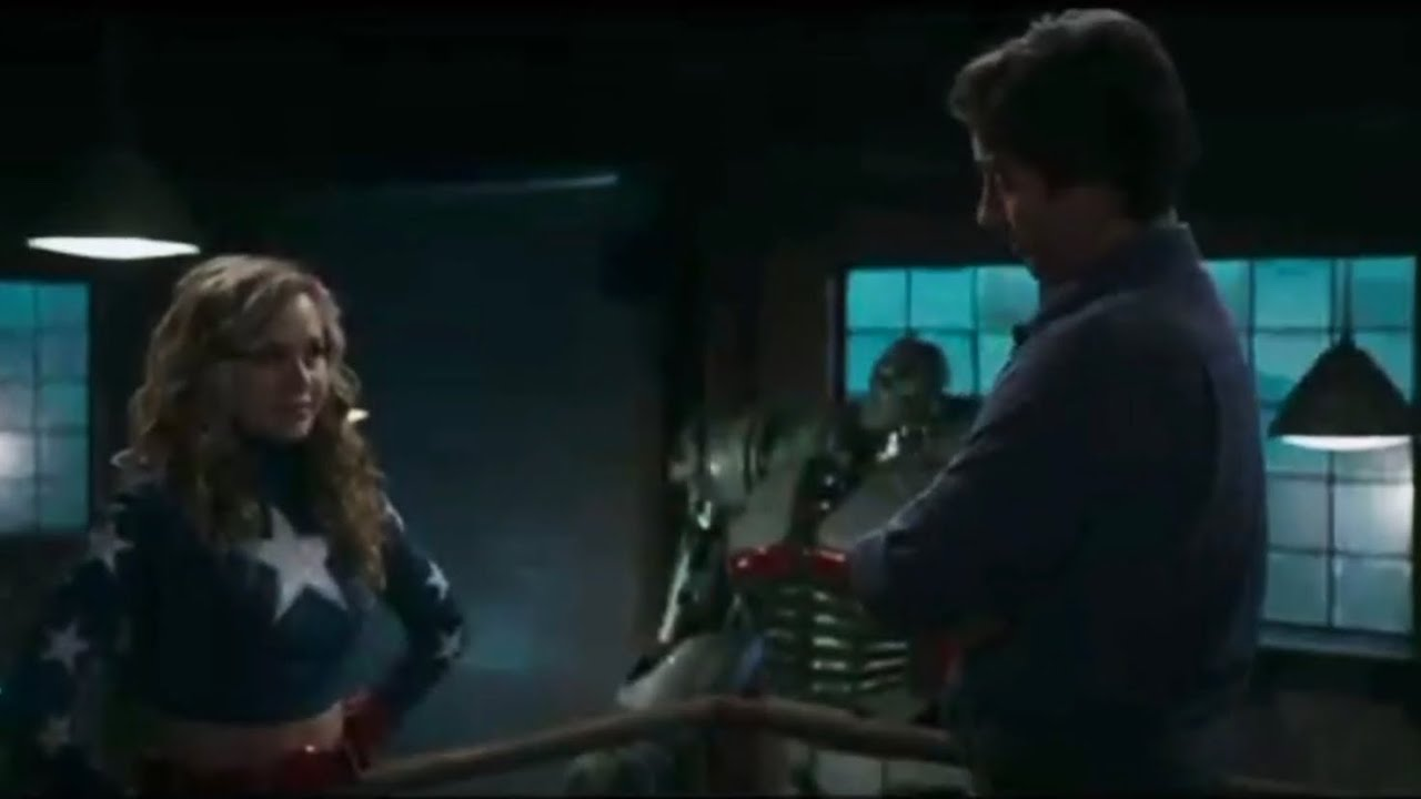 Download STARGIRL 1x06 | PAT AGREES WITH THE NEW JSA
