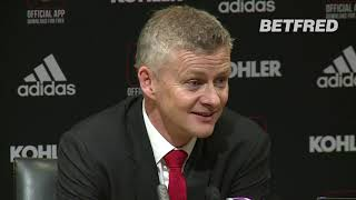 Manchester United 0-0 Liverpool – Ole Gunnar Solskjaer Full Press Conference
