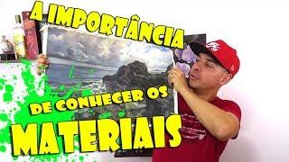 A IMPORTâNCIA DE CONHECER OS MATERIAIS
