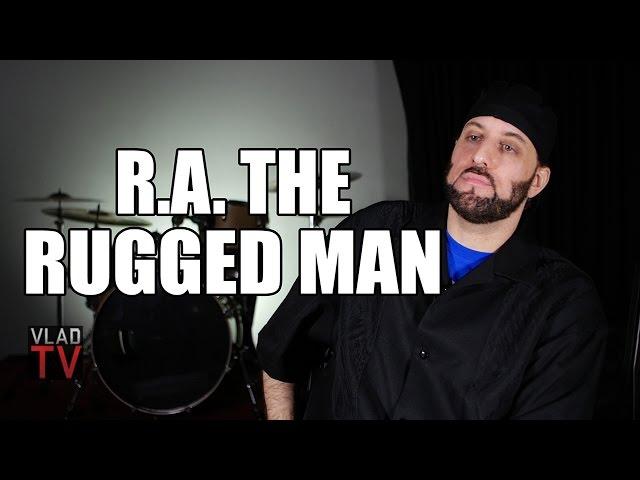 RA The Rugged Man: LL Cool J is a Better Rapper Than 2Pac