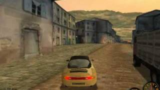 Need for Speed Porsche Unleashed - Auvergne