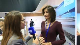 Declaraciones de Mariate Lorenzo, consejera de Turismo del Gobierno de Canarias