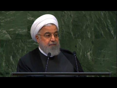 Rouhani critica Trump